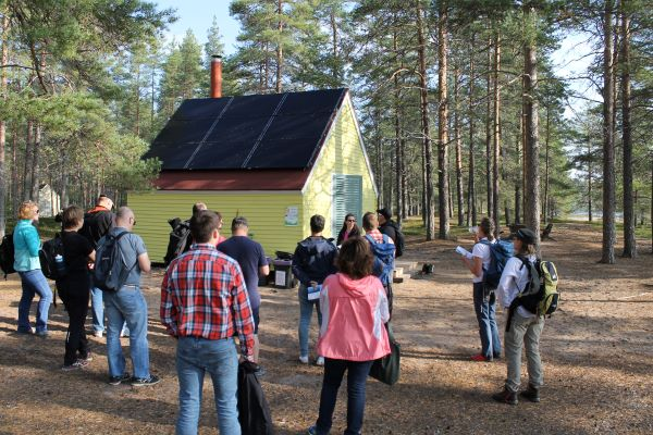 EXPLORING THE GREEN SOLUTIONS ON ÄRJÄNSAARI ISLAND