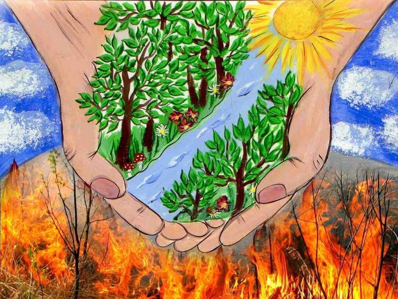 Картинки на тему экология весной